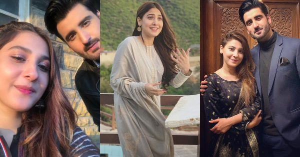 Photo of Actress Sarah Khan Gets Engaged After Agha Ali Moved On With Hina Altaf Home