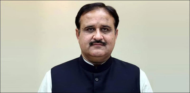 Photo of Usman Buzdar Biography, Early life, Family, and Political Career