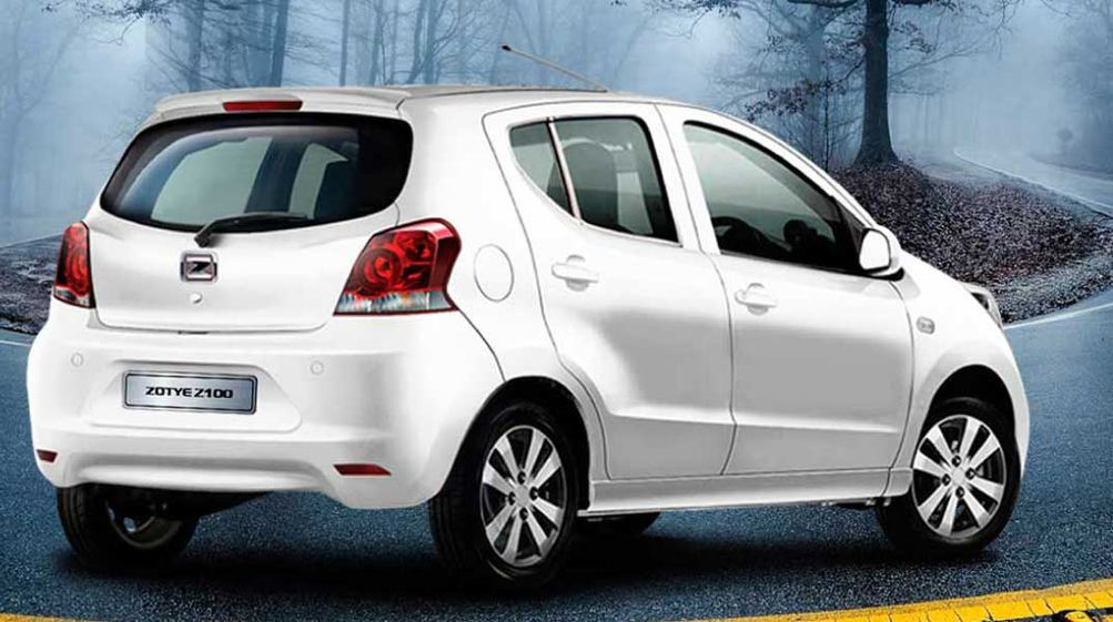 Photo of Chinese Electric Car Zotye Z100 Now Formally Available in Pakistan
