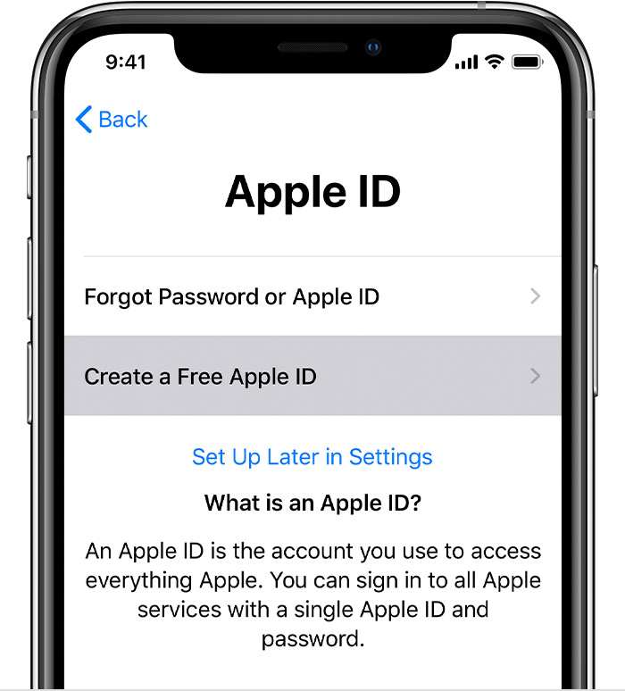 Photo of How To Create A New Apple ID by yourself?