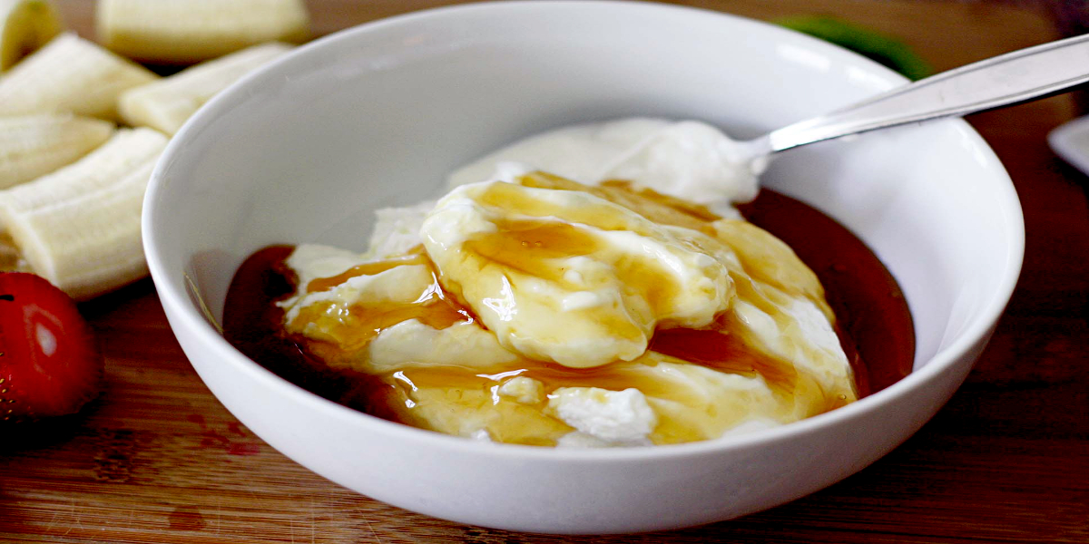 Photo of When we Combined Yogurt and Honey it's Good for Your Health