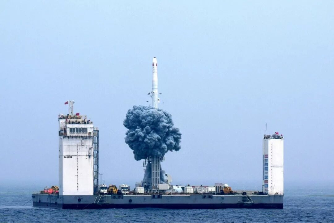Photo of China has also built space rocket launchers