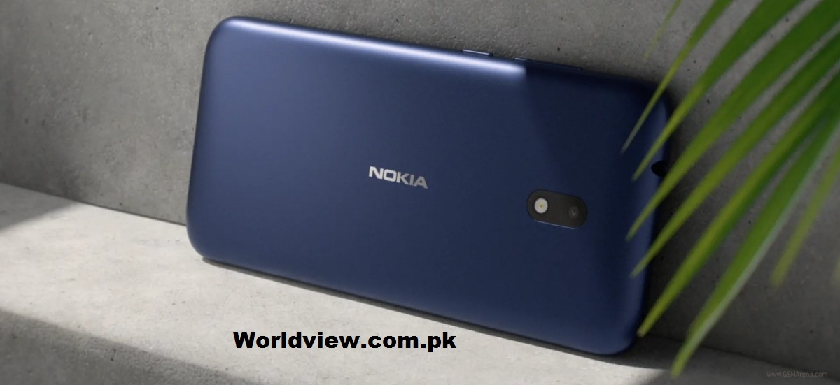 Nokia C1 Plus Price in Pakistan and Release date