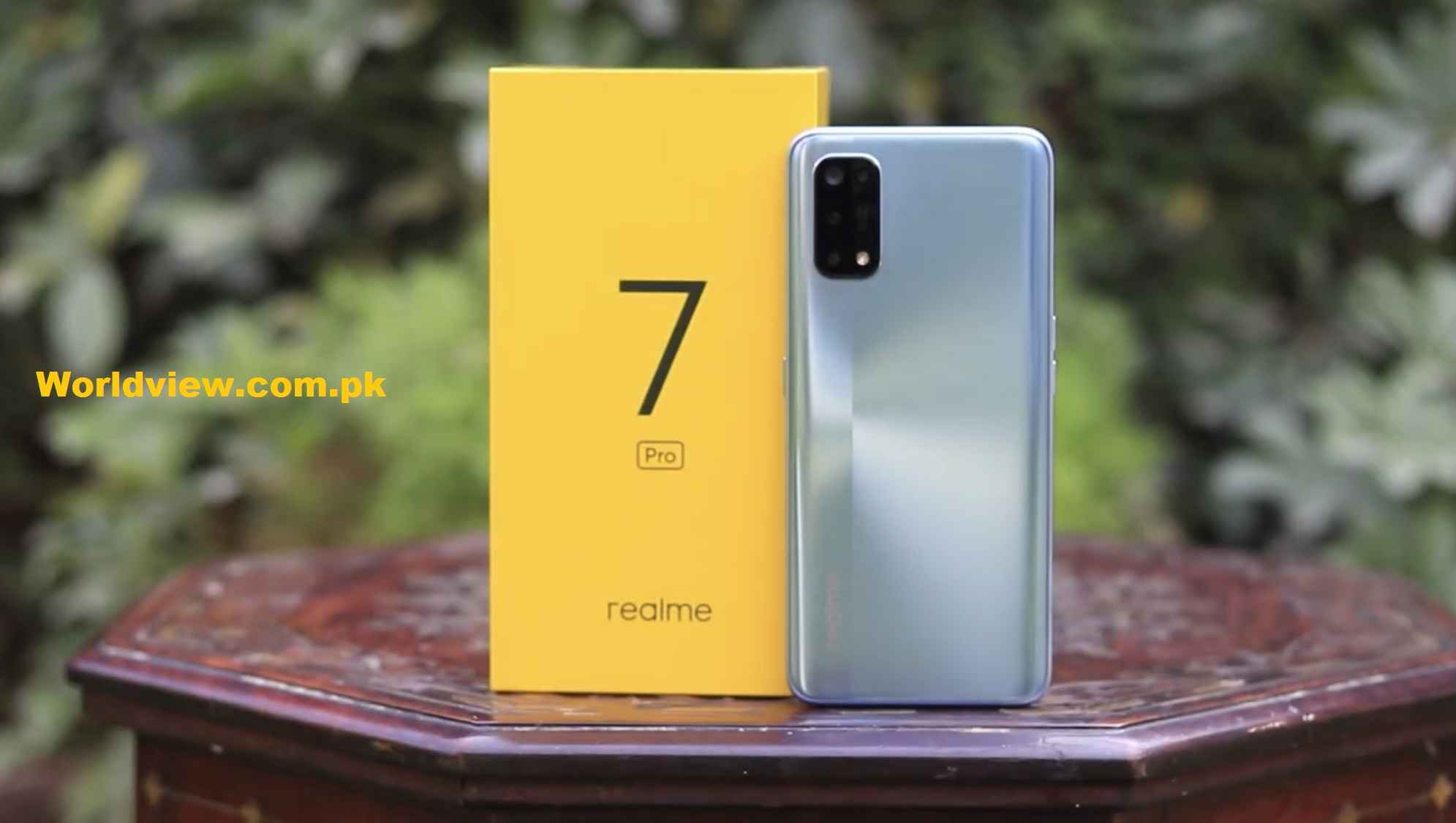 Realme 7 Pro Price in Pakistan, Specs, and Release date