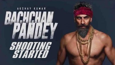 Photo of Akshay Kumar started shooting for Bachchan Pandey