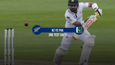 Photo of Nz vs Pak 2nd Test: Azhar and Rizwan brought Pakistan on track amidst the havoc of Jameson