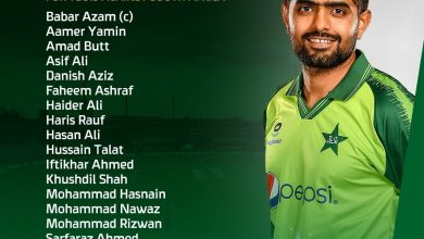 Photo of Pak vs SA: Pakistan T20I squad has announced by Chief selector