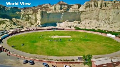 Photo of Gwadar Cricket Stadium is the most Beautiful in the world?