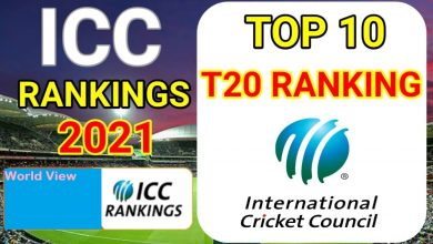 Photo of ICC T20 Ranking 2021 Men's and Women's