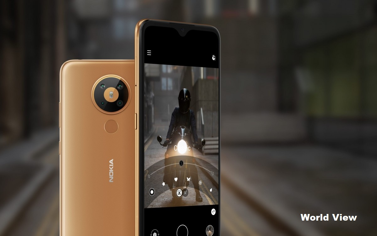 Nokia 5.4 2021 Price in Pakistan