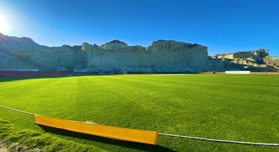 Gwadar Cricket Stadium is the most Beautiful in the world