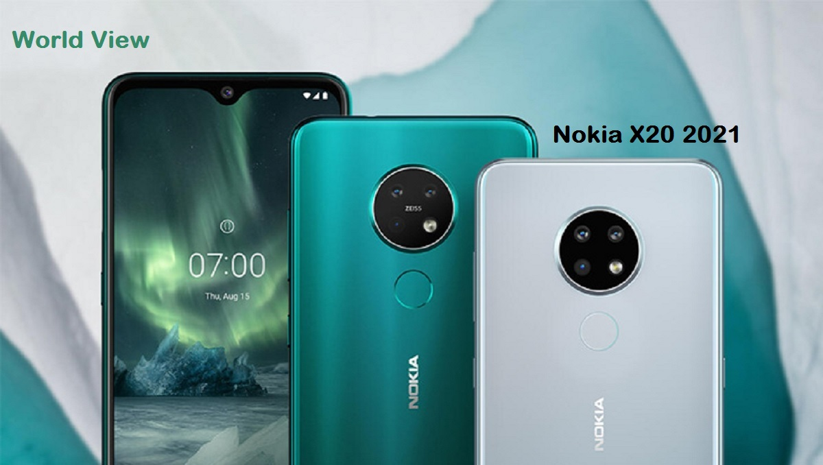 Nokia X20 2021 Price in Pakistan and Release date