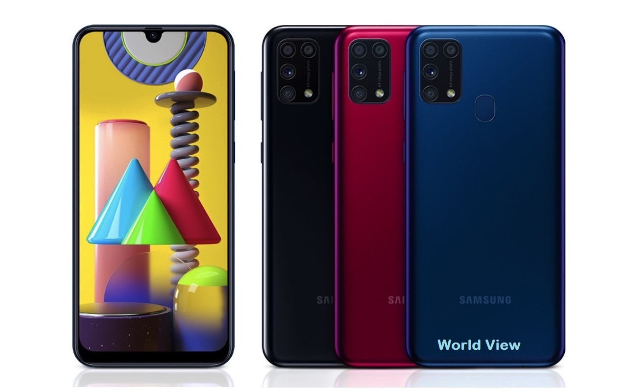 Samsung Galaxy M31 2021 Price in Pakistan and Release date