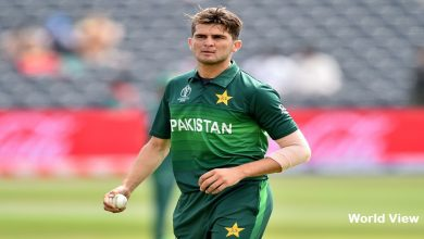 Photo of Shaheen Afridi Biography, Age, Family, and Cricket Records