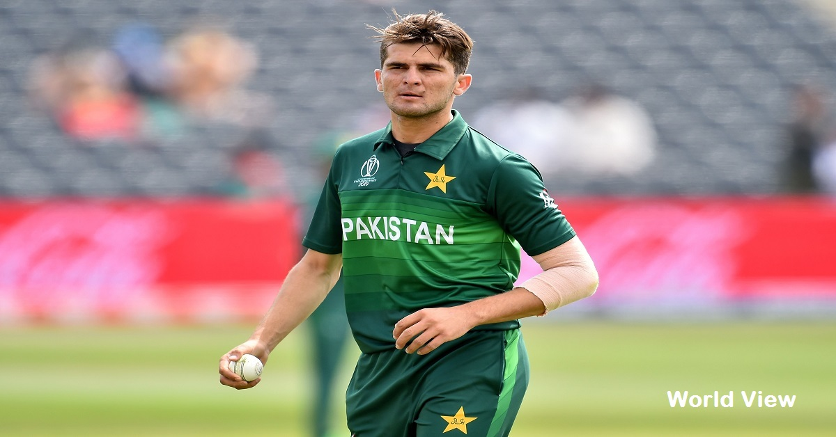 Shaheen Afridi Biography, Age, Family, and Cricket Records