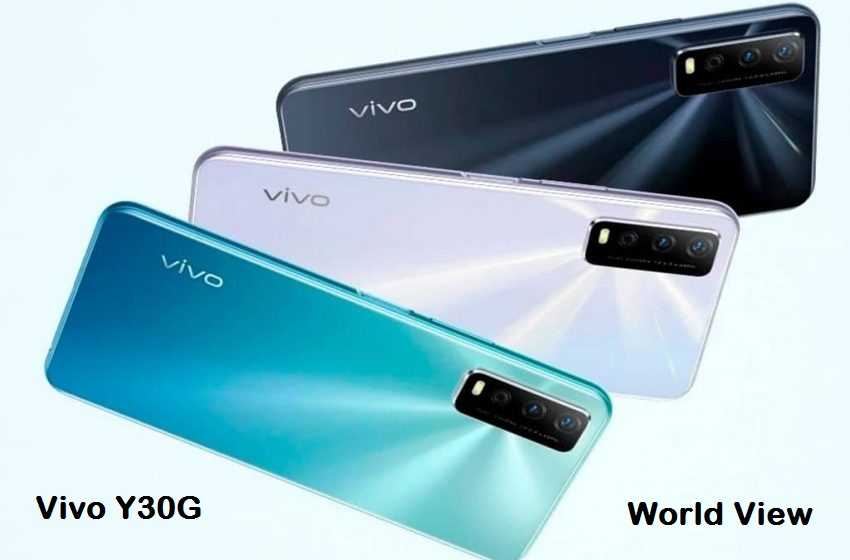Vivo Y30G Price in Pakistan and Release Date