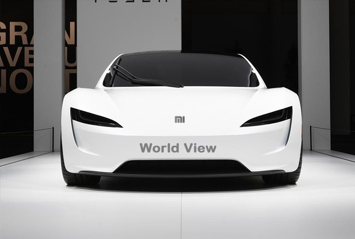 Xiaomi Plans to introduce First Electric Car in 2023