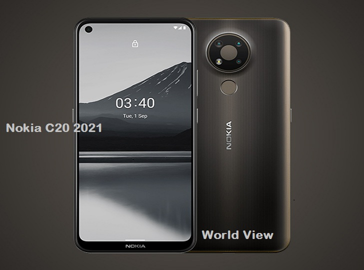 Nokia C20 2021 Price in Pakistan and Release Date