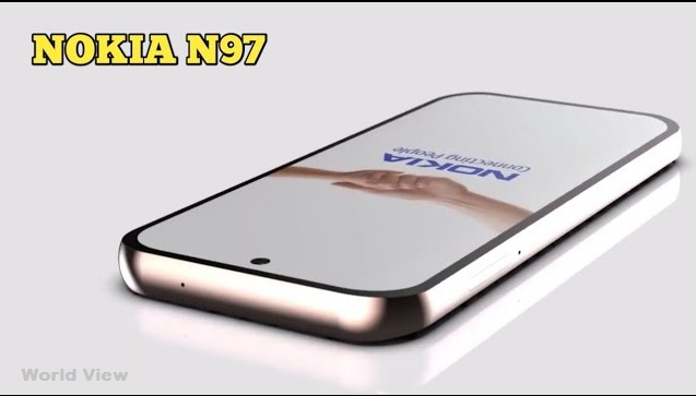 Nokia N97 Mini 5G 2021 Price and Release Date