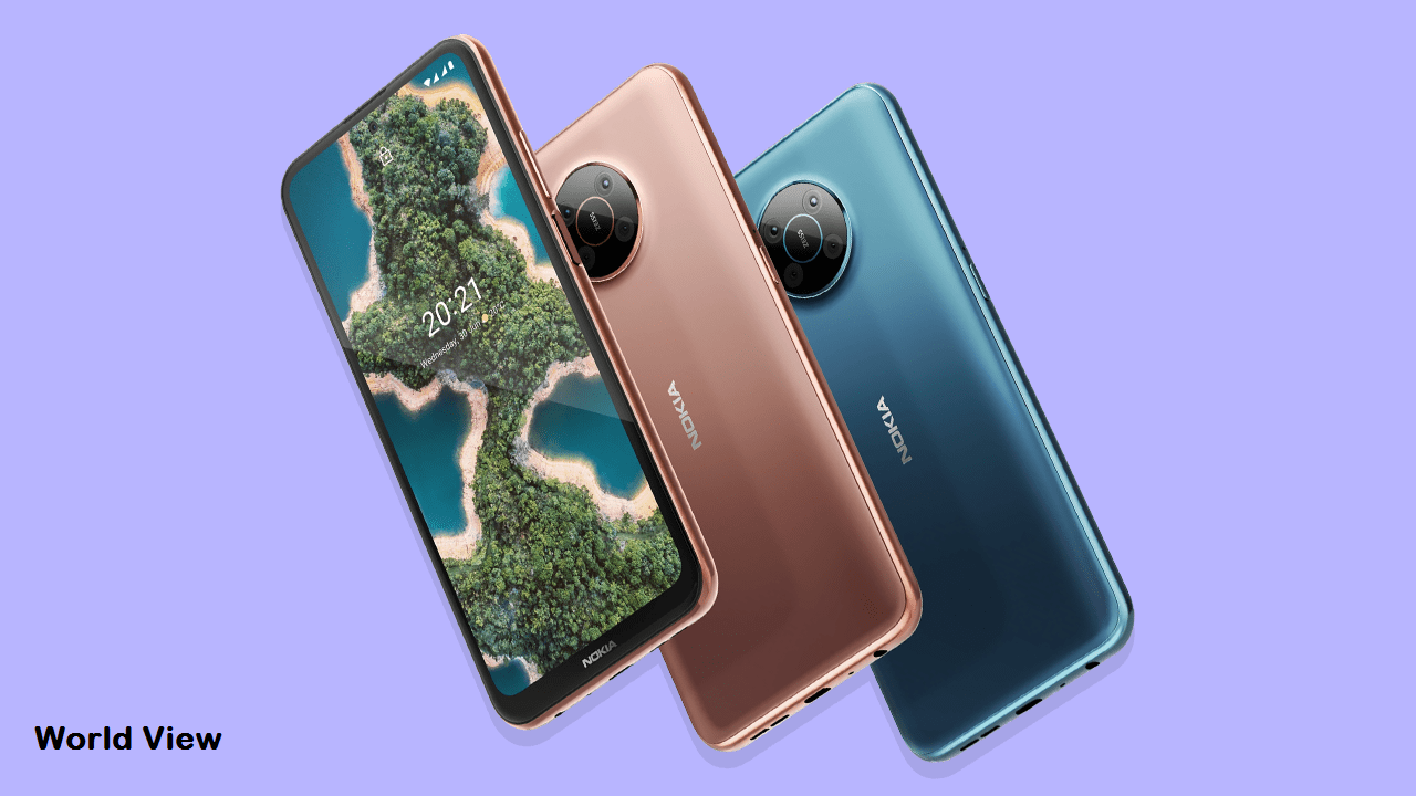 Nokia X20 Pro 5G 2021 Price, Specs, and Release Date