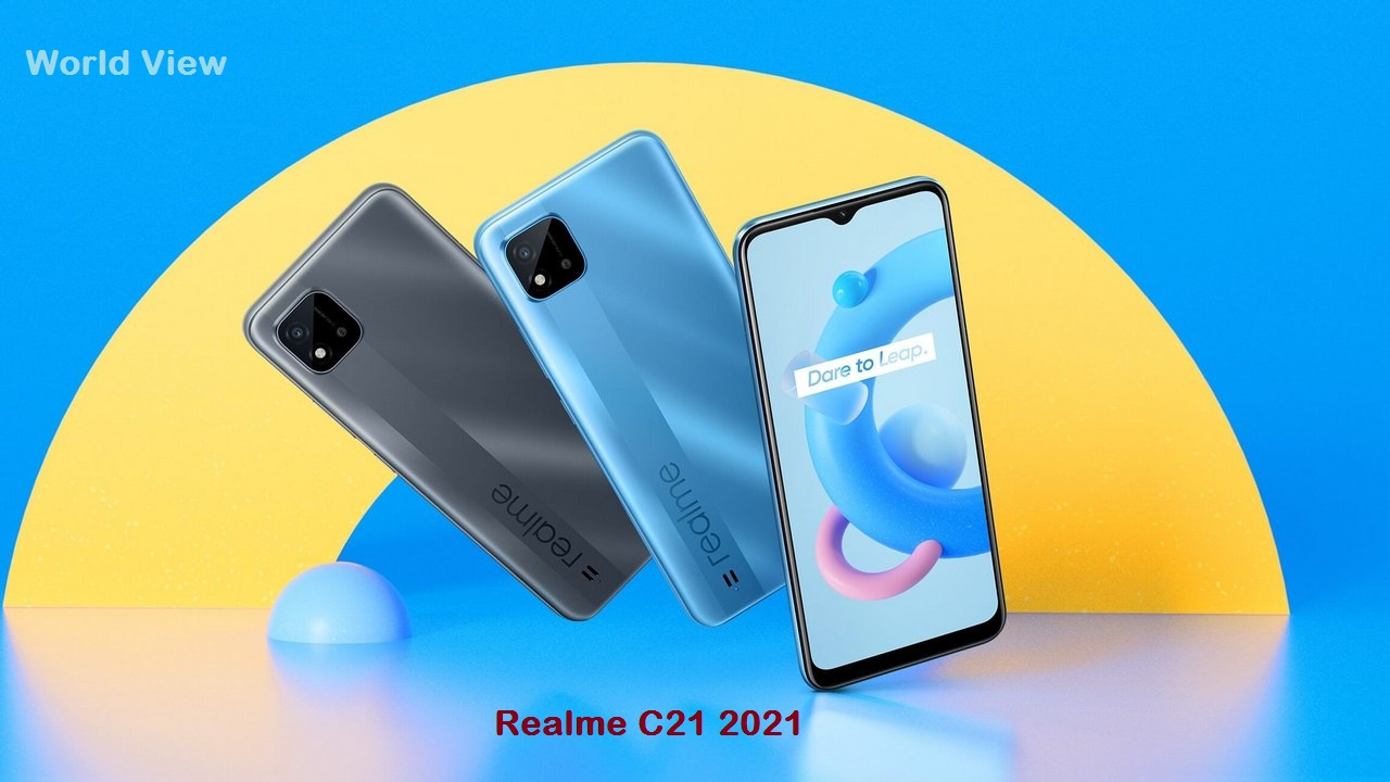 Realme C21 2021 Price in Pakistan and Release date