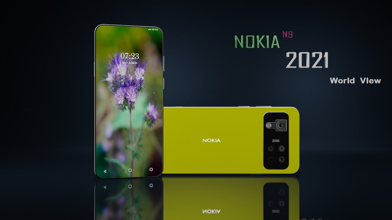 Nokia N9 2021 Price in Pakistan and release date