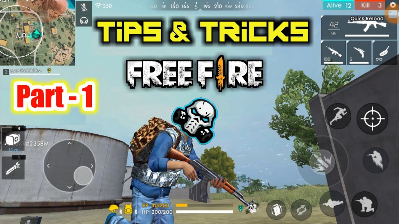 In Free Fire, you have to create a blast till the last, then know these 5 tricks