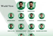 Photo of Pakistan Squad for the first ODI agains New Zealand