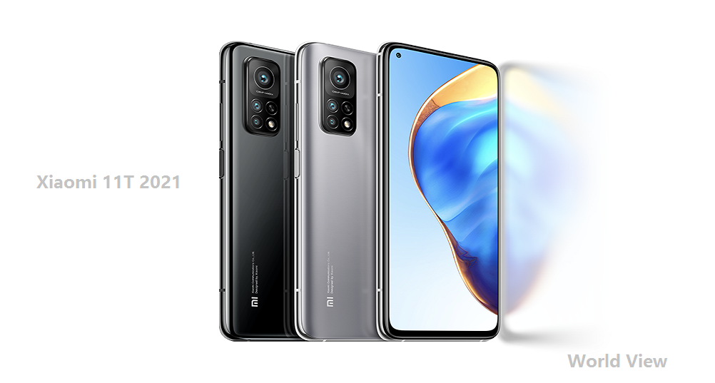 Xiaomi 11T 2021 Price and Release Date